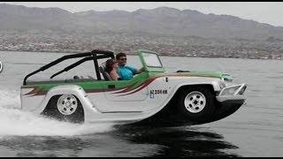 Плавающий джип : Джип амфибия(Качественная автоэлектроника по низким ценам! http://bestcartest.ru/shop.htm Плавающий джип от Honda. Интересная новинка..., 2013-09-09T19:09:51.000Z)