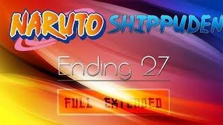 Naruto Shippuden ed27 [Black Night Town by Akihisa Kondo] Full Extended HD