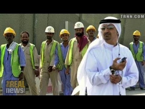 Modern Slavery in Gulf Countries