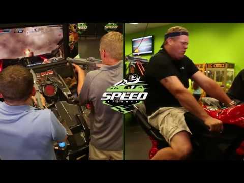 Speed Raceway - Indoor Electric Kart Racing