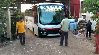 Eagle new rm2 launching from Aft  (Bus lover )