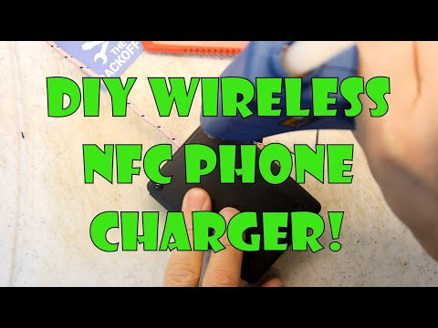 TDL- DIY NFC Wireless Charger