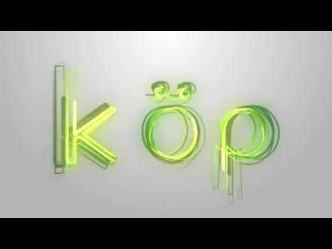 Logo Intro Animation: Köp Swedish Designers - JAYWAii Video Animation Studio Israel