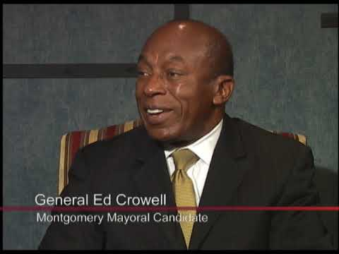 Alabama Politics With Steve Flowers: General Ed Crowell