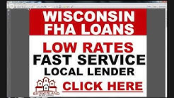 2014 Wisconsin FHA Loan Rates - Fast & Easy FHA Rate Quote - WI FHA Lender