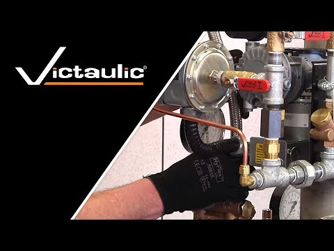 Victaulic FireLock NXT™ Series 769 Preaction Valve – Placing System into Service