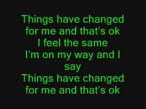 Panic! At The Disco - That Green Gentleman (Things Have Changed) Lyrics