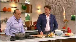 Gennaro Contaldo Tubetti Pasta With Clams Saturday Kitchen Recipe