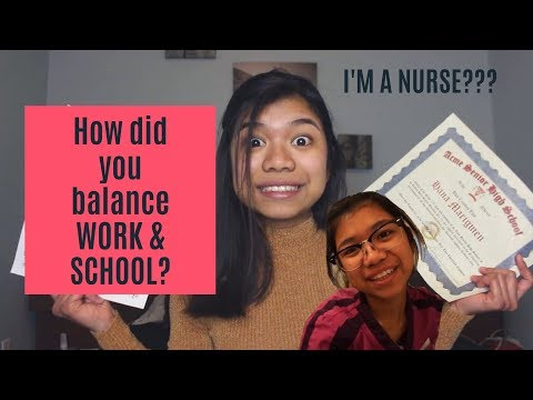 Filipino Working Student In Canada (Health Care Aide)