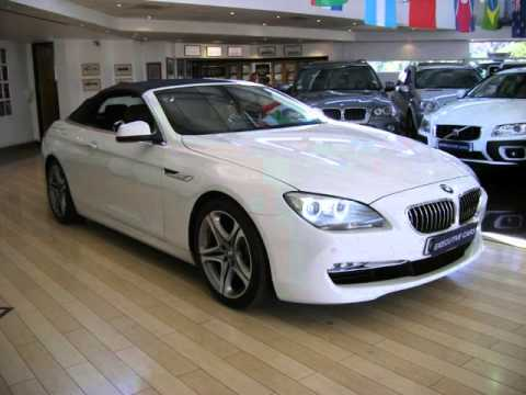 BMW SERIES F CABRIOLET Auto For Sale On Auto Trader - 2011 bmw 650i convertible for sale