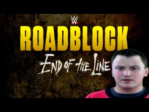Wwe Roadblock: End of the Line Results & Review (A Raw Supershow?)