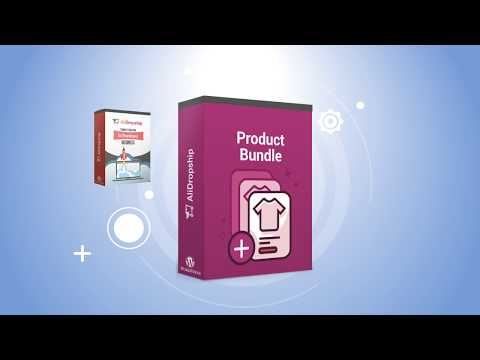 Product Bundle Add-on For Dropshipping Sites By AliDropship
