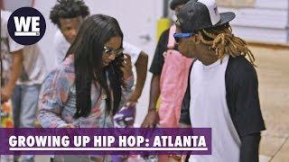 Lil Wayne & Reginae Carter Hit Up the Skate Park | Growing Up Hip Hop: Atlanta