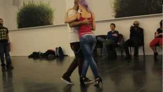 Видео: Albir & Sara - Kizomba 2013 Bruxelles-Belgium