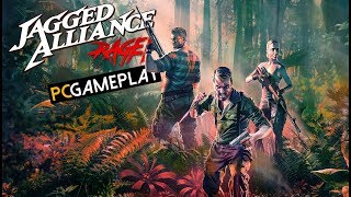 Jagged Alliance: Rage! Gameplay (PC HD)