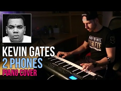 Kevin Gates - 2 Phones (Piano Cover by Marijan)
