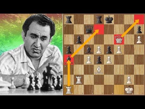 Future vs Former World Champion | Kasparov faces Tigran Petrosian