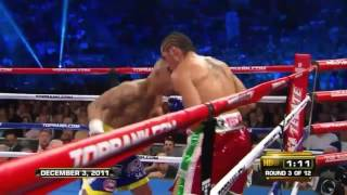 Boxing Revenge Miguel Cotto vs Antonio Margarito II (Highlights)