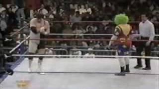 WWF - Doink The Clown vs Joey Stallings