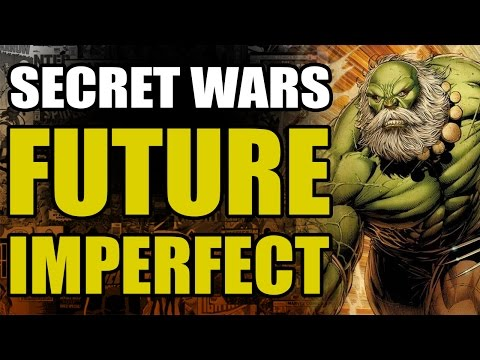 Secret Wars 2015: Maestro Hulk & Future Imperfect
