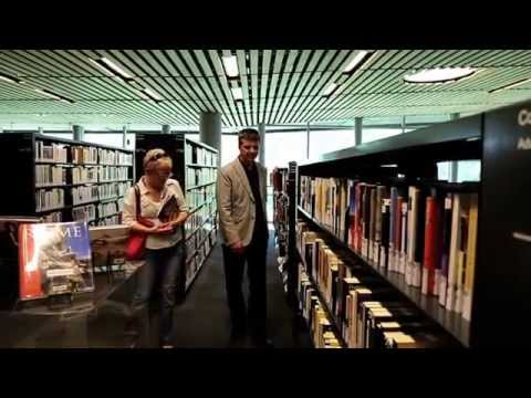 Montreal.TV | Ouverture Bibliothèque du Boisé Montréal