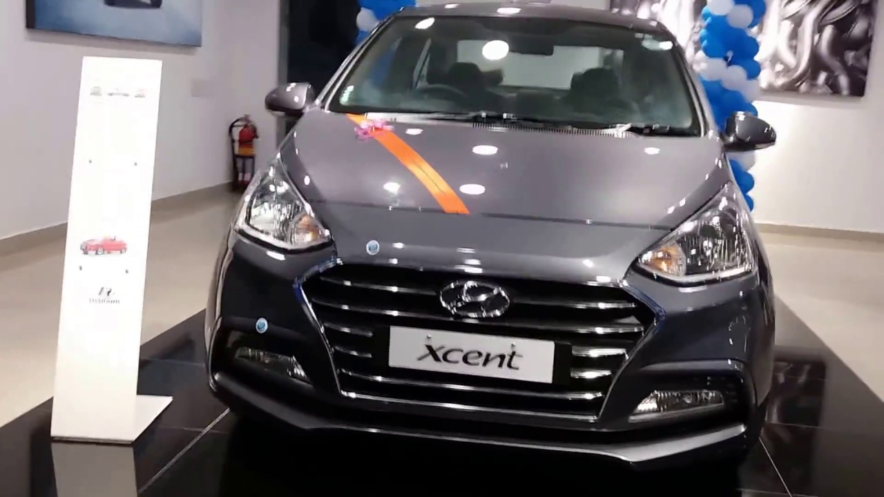All new hyundai xcent all new exterior and interior for Hyundai xcent exterior