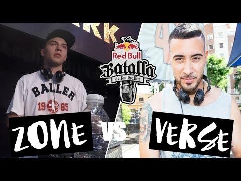 ZONE BEATS vs DJ VERSE ¿Quien Tiene Mejores Beats? l Batallas De Freestyle RAP