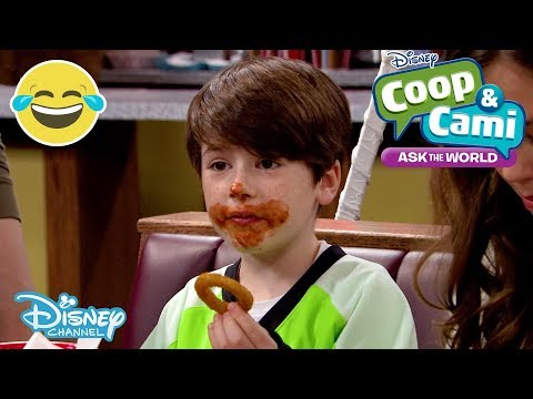 Coop and Cami  SNEAK PEEK: Who&39;s Grandpa?  Disney Channel UK