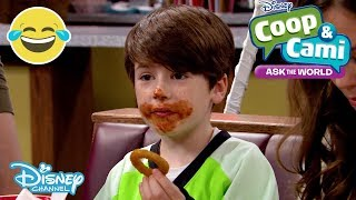 Coop and Cami | SNEAK PEEK: Who's Grandpa?! | Disney Channel UK