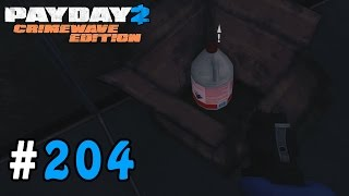 Payday 2: Crimewave Edition Walkthrough Part 204 - Found The Meth Again...