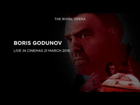 Boris Godunov LIVE from the Royal Opera House