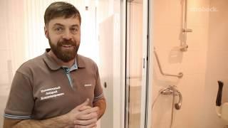 Смотреть видео Протезная мастерская ОТТО БОКК в Москве. Примерочная и слепочная зона. онлайн