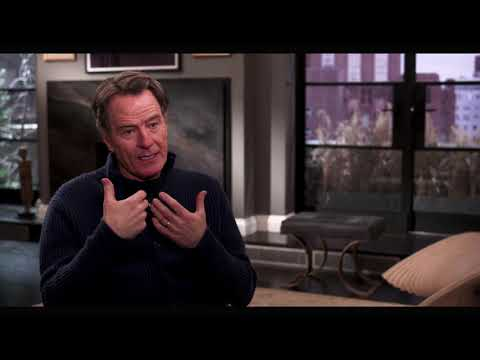 Bryan Cranston Interview On The Upside -Talks About Phillip, Working With Kevin Hart & Nicole Kidman