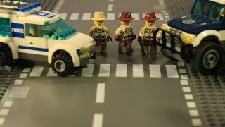 The Walking Dead (lego edition) Lego film / Ходячие мертвецы (лего версия)