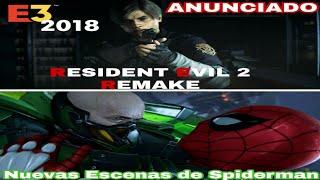 RESIDENT EVIL 2 Remake - E3 2018 Demo