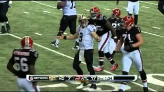 Falcons Embarrass Saints(TNF)