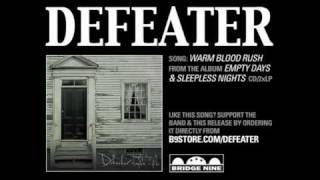 Defeater-Warm Blood Rush