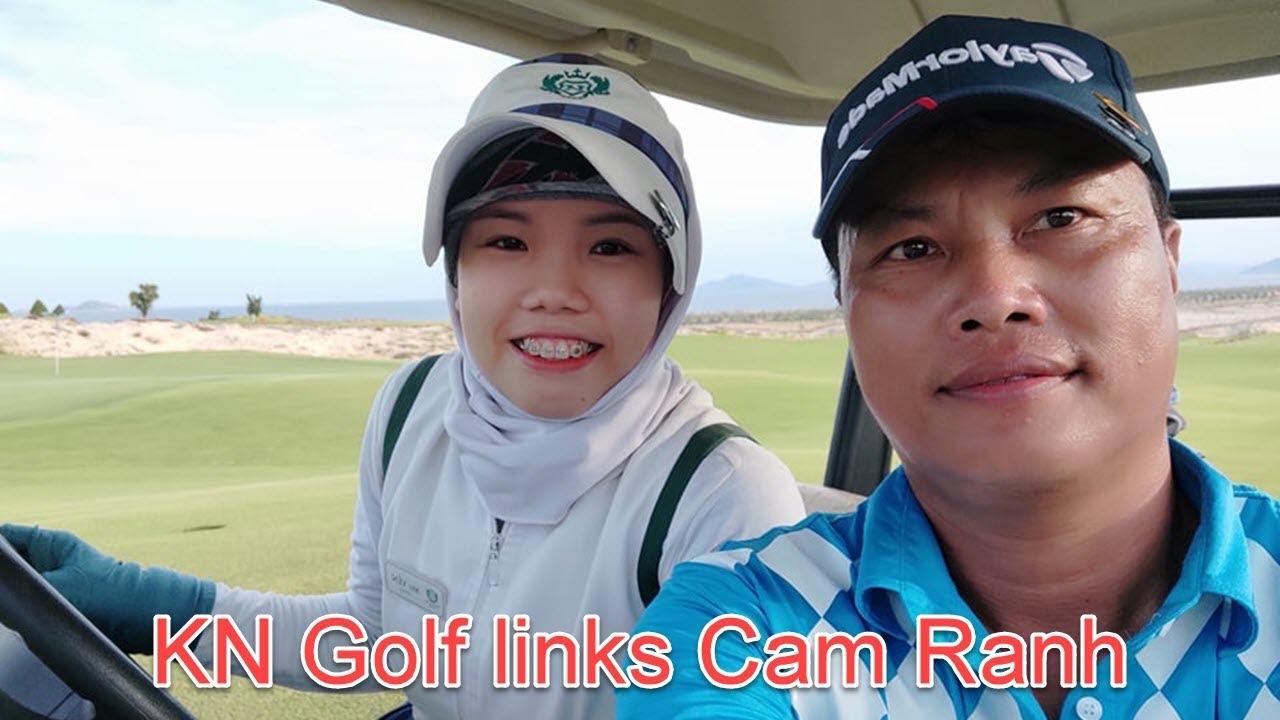 KN Golf Links Cam Ranh | Sân Oasis rất độc đáo