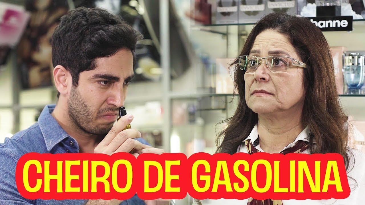 Cheiro de Gasolina - DESCONFINADOS