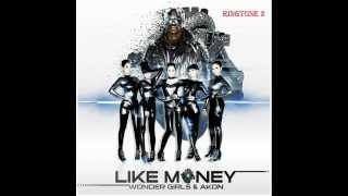 Wonder Girls - Like Money feat Akon ringtones +DL (by FueisAmber)