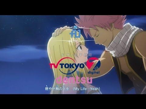 Fairy Tail Opening 15: BOA Masayume Chasing NATSU and LUCY 2014