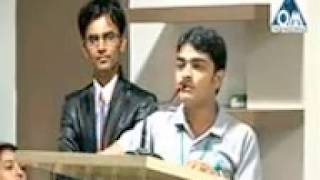 Welcome speech to new Admission @ OM Engineering College- Junagadh