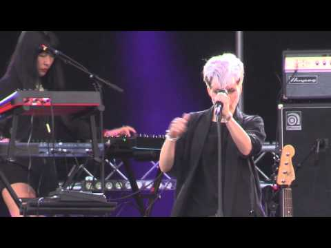 [HQ Sound] Jeanne Added à la Fête de la Musique Deezer - Paris (Live 21-06-2015)