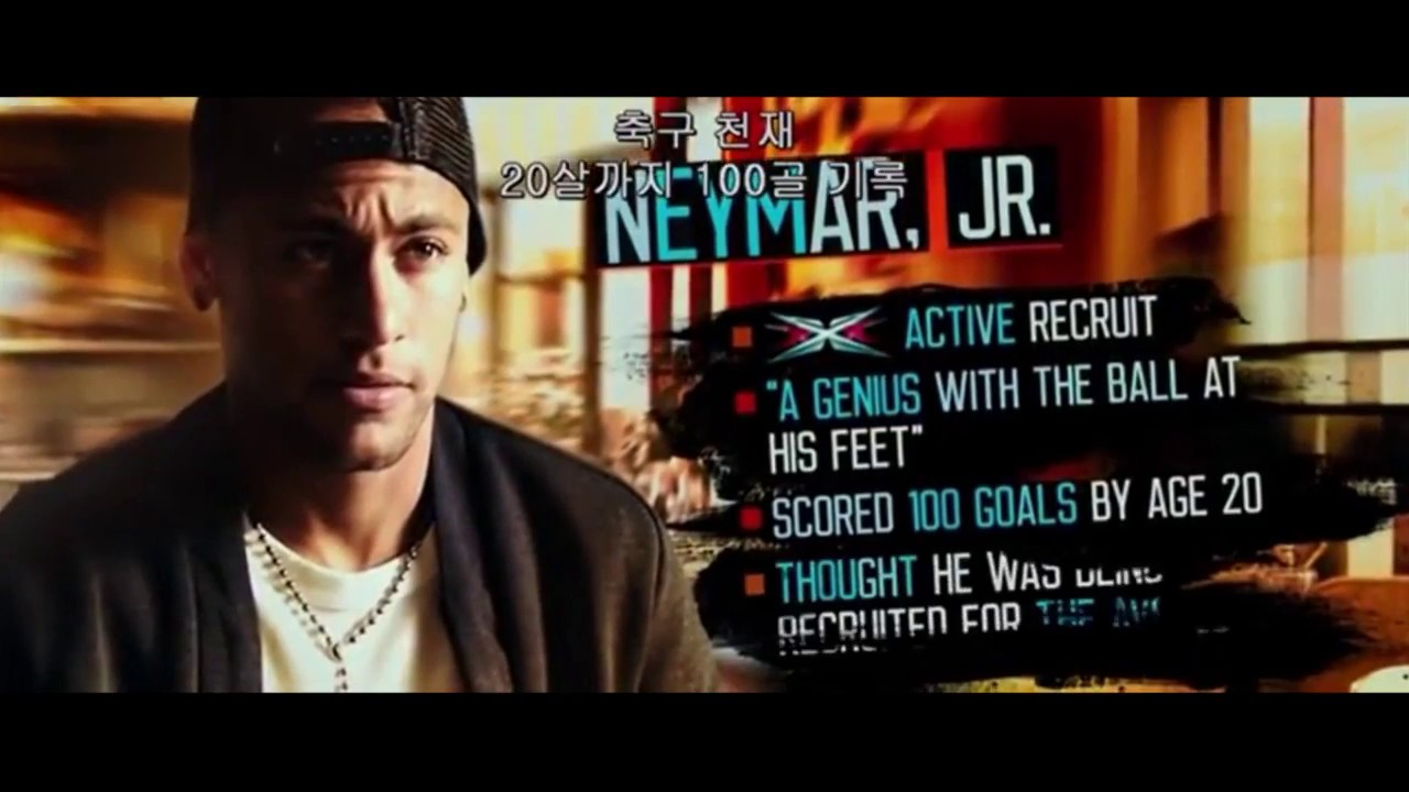 Return Of Xander Cage Neymar Jr Scene