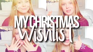 Christmas Wishlist 2015! | Teen Gift Guide
