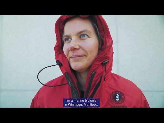 Marianne Marcoux - Marine Biologist