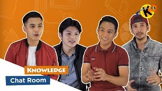 Knowledge Channel Chat Room | Teachers | Part 1