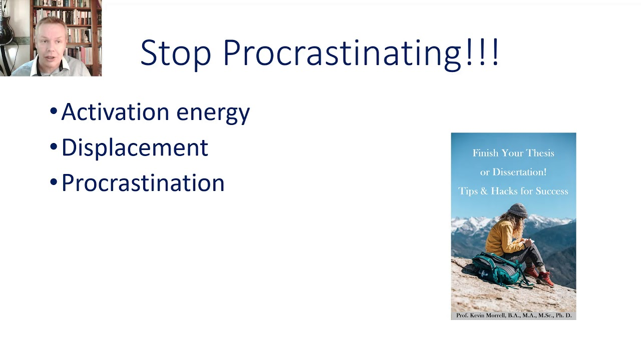 Dissertation procrastination university of montana mfa creative writing