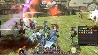 MMORPG 【セブンソウルズ】 プレイ動画 封魔の戦い#1