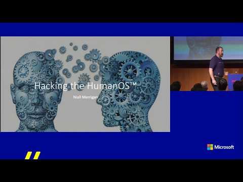 TechDays 2017 - Niall Merrigan - The Psychology of Social Engineering